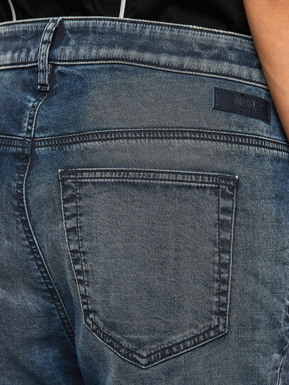 Diesel - Fayza JoggJeans 069PD, Dark Blue - Jeans - Image 4