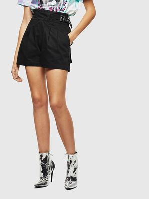S-BISA, Black - Shorts