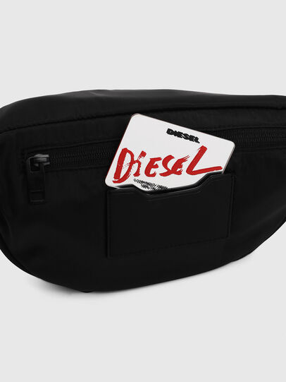 Diesel - NELUMBO, Black - Belt bags - Image 7