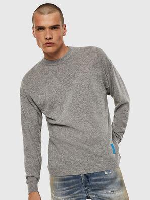 K-LETO, Grey - Knitwear