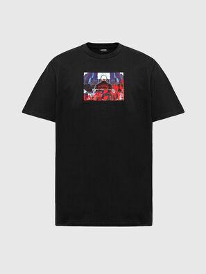 T-TUBOLAR-N2, Black - T-Shirts