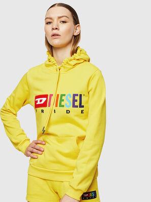 UFLT-BRANDALWZ, Yellow - Sweaters