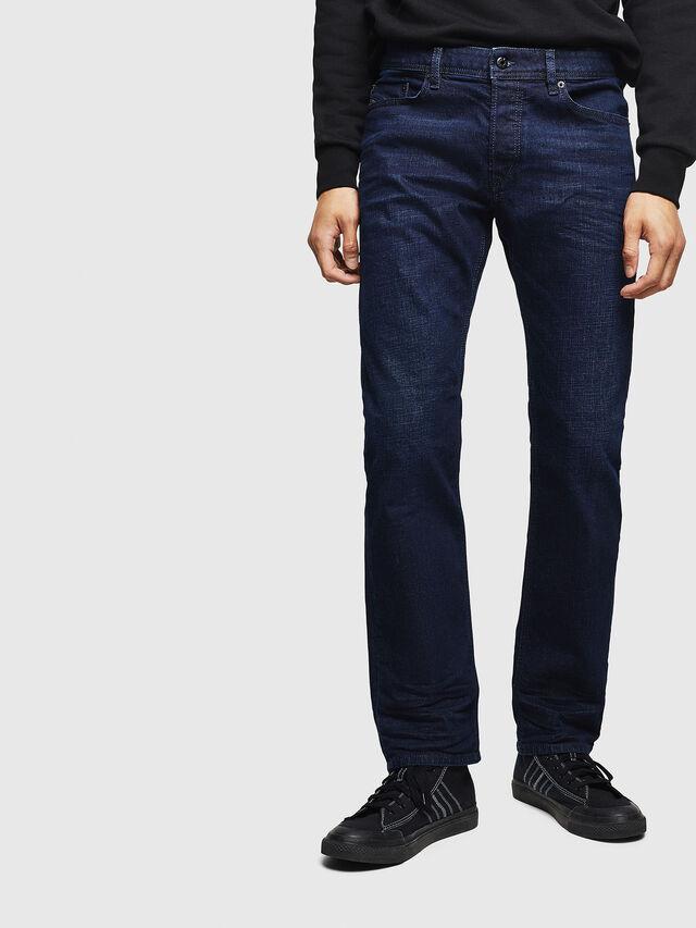 Diesel - Waykee 0860Z, Dark Blue - Jeans - Image 1