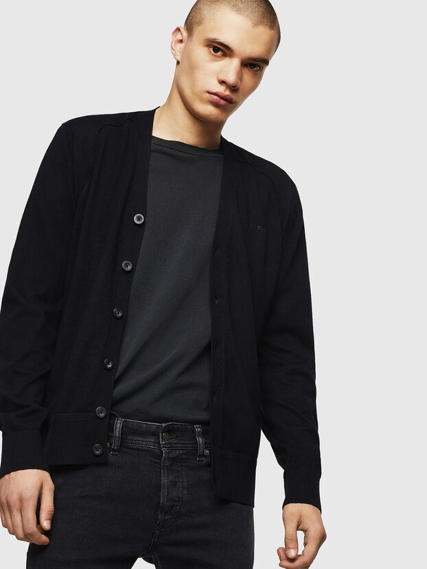 K-MILOK, Black - Knitwear
