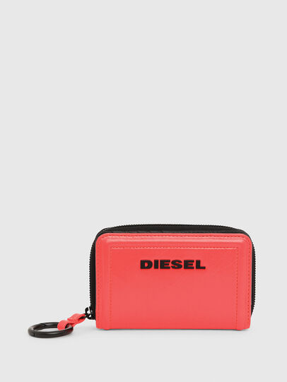 Diesel - BUSINESS LC, Peach - Small Wallets - Image 1