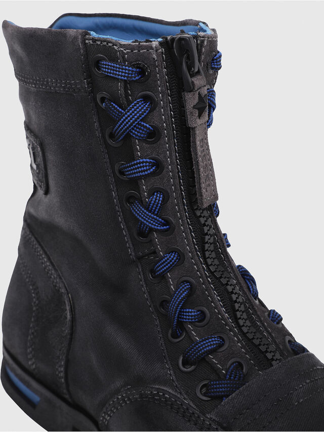 Diesel - D-OGTAG OXB, Anthracite - Boots - Image 4