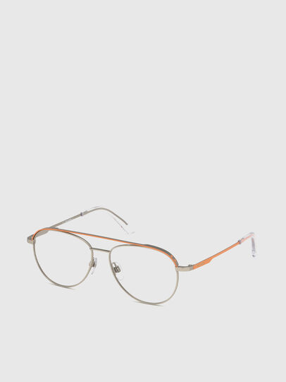 Diesel - DL5305, Orange - Eyeglasses - Image 2