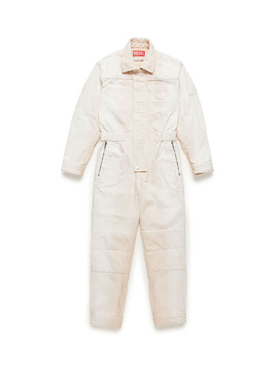 Diesel - GR02-U301, White - Jumpsuits - Image 1