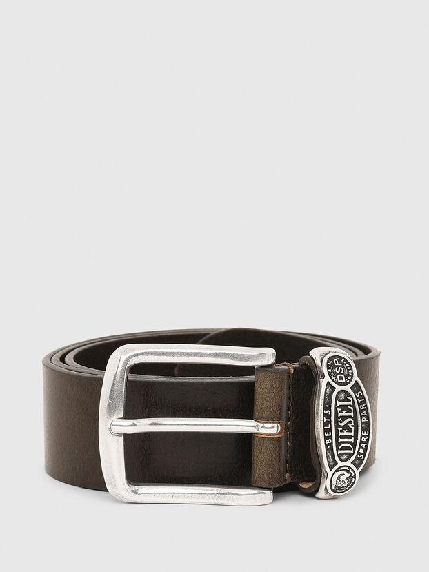 B-BORN, Brown - Belts