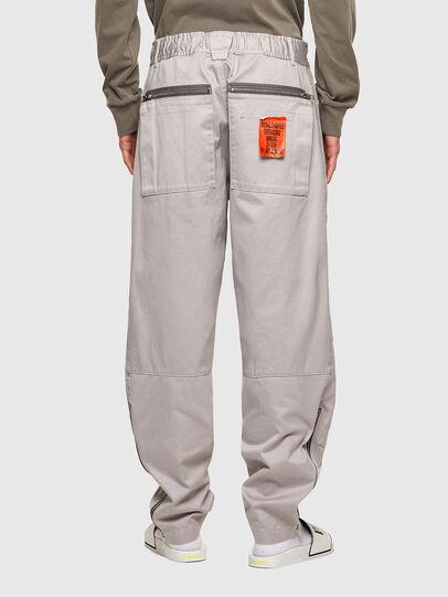Diesel - P-AMBRIDGE-A, Light Grey - Pants - Image 2