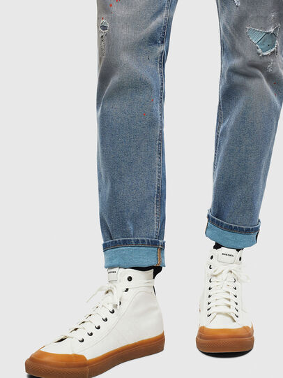 Diesel - D-Eetar 009BN, Medium blue - Jeans - Image 6
