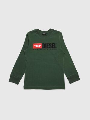 TJUSTDIVISION ML, Dark Green - T-shirts and Tops