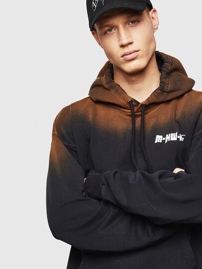 Diesel - S-ALBY-SUN, Black - Sweaters - Image 4