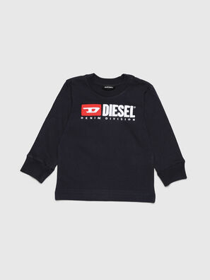 TJUSTDIVISIONB ML-R, Dark Blue - T-shirts and Tops