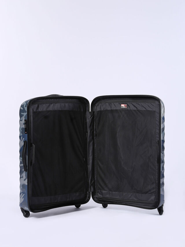 Diesel - MOVE L, Blue - Luggage - Image 7