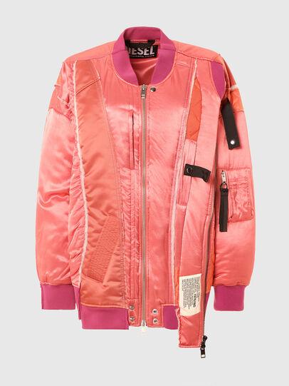 Diesel - G-FRANKIE, Pink - Jackets - Image 4