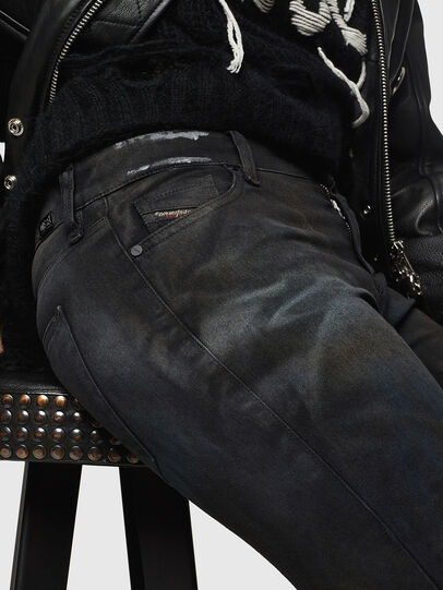 Diesel - Slandy 069IV, Black/Dark grey - Jeans - Image 3