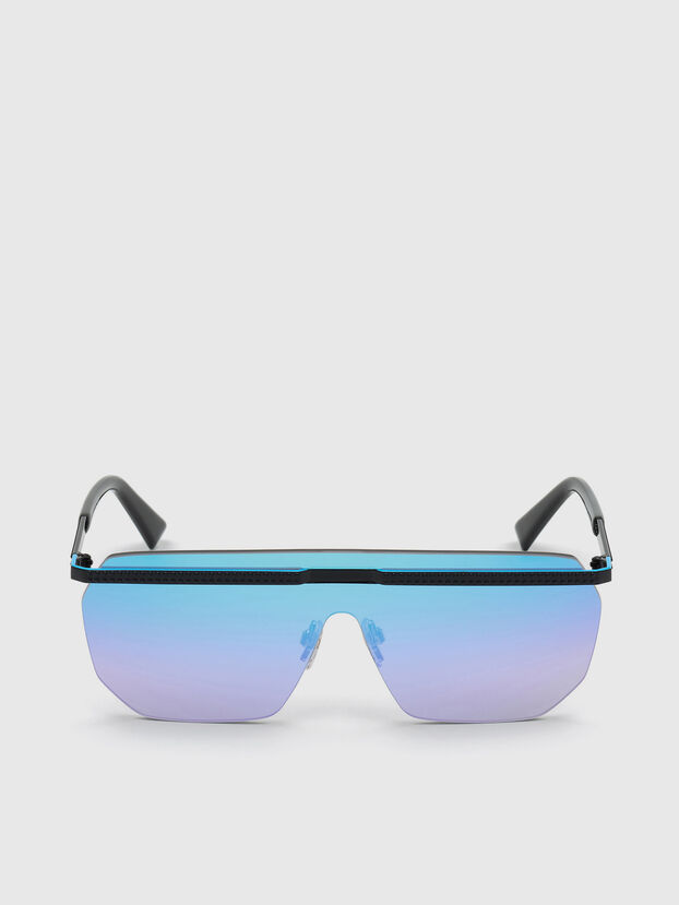 DL0259, Blue - Sunglasses