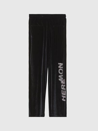 Diesel - P-CHINILLE, Black - Pants - Image 2