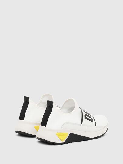 Diesel - S-KB SOE, White - Sneakers - Image 3