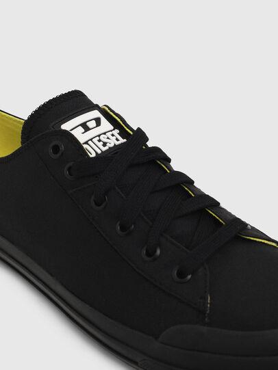Diesel - S-ASTICO LOW CUT, Black - Sneakers - Image 4