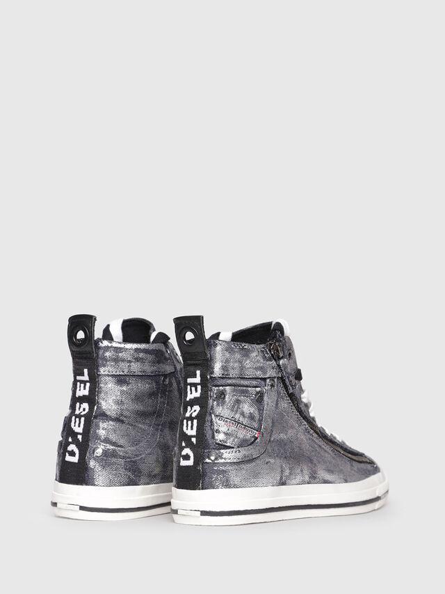 Diesel - EXPO-ZIP W, Silver - Sneakers - Image 3