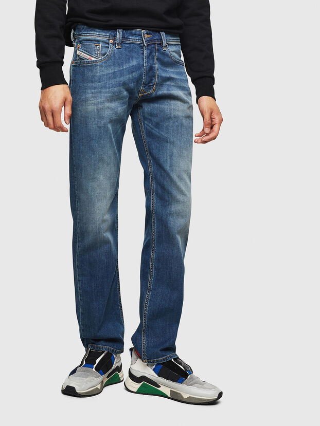 Larkee 083AA, Medium blue - Jeans