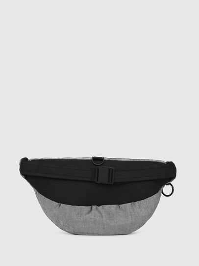 Diesel - TRIBELT, Gray/Black - Belt bags - Image 2