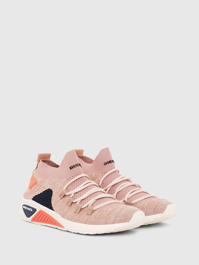 Diesel - S-KB ATHL LACE W, Pink - Sneakers - Image 2