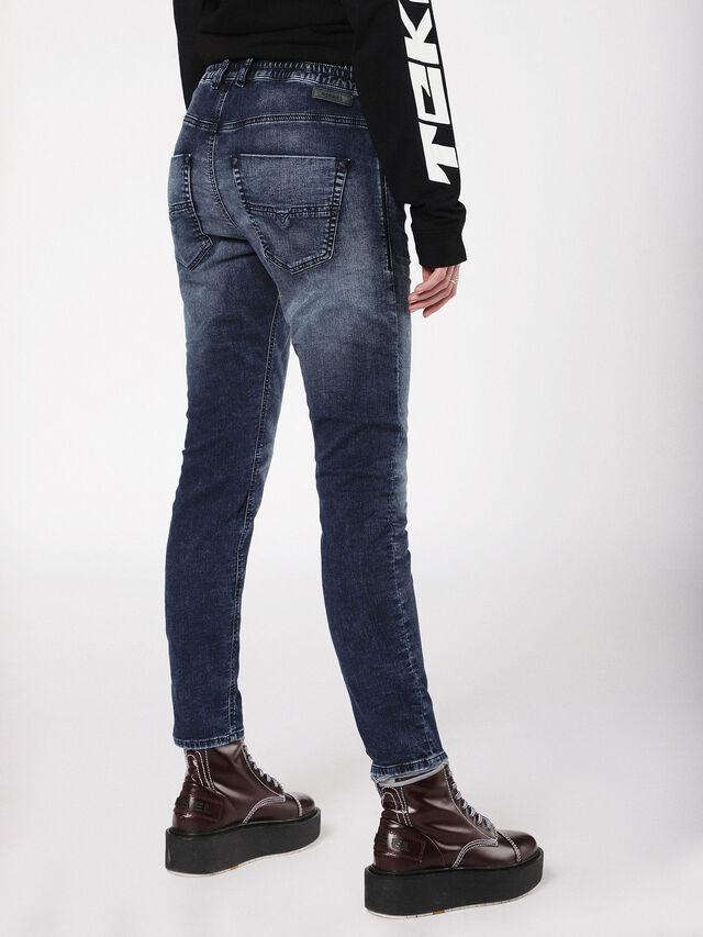 Diesel - Krailey JoggJeans 0699Z, Medium blue - Jeans - Image 2