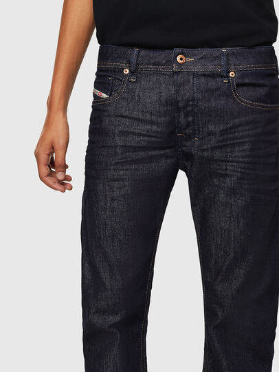 Diesel - Zatiny 084HN, Dark Blue - Jeans - Image 3