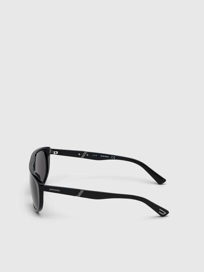 Diesel - DL0300, Black - Sunglasses - Image 3