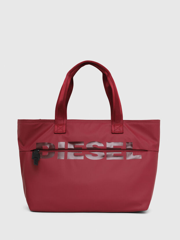 F-BOLD SHOPPER II, Red - Shopping and Shoulder Bags