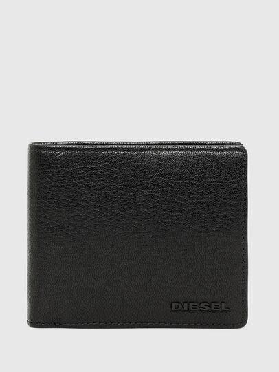 Diesel - HIRESH S, Black/Green - Small Wallets - Image 1