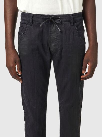 Diesel - Krooley JoggJeans® 069WW, Black/Dark grey - Jeans - Image 3