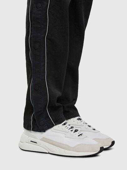 Diesel - Krooley JoggJeans 0KAYO, Black/Dark grey - Jeans - Image 4