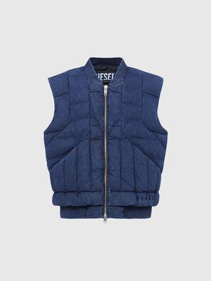 D-WAIN, Medium blue - Denim Jackets