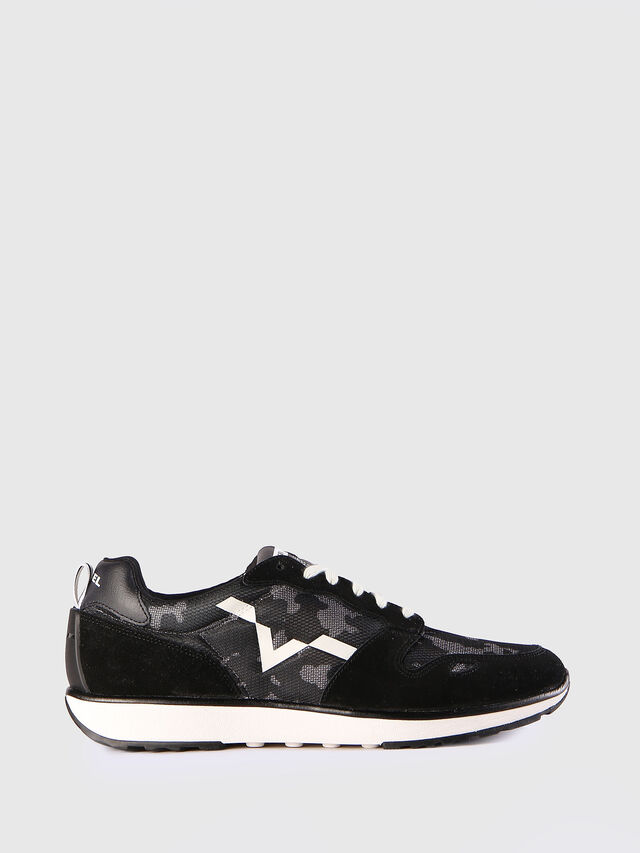 Diesel - RV, Black - Sneakers - Image 1