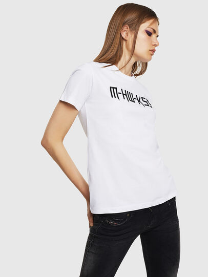 Diesel - T-SILY-WK,  - T-Shirts - Image 5