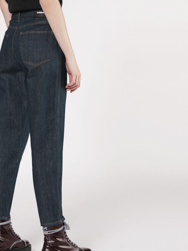 Diesel - Alys 084UR, Dark Blue - Jeans - Image 3