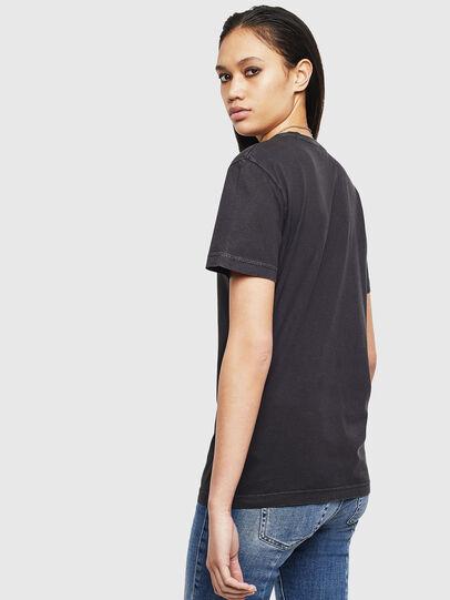 Diesel - T-DIEGO-S9, Black - T-Shirts - Image 4