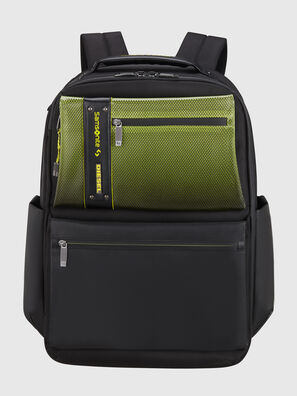 """KB1*19002 - OPENROA, Black/Green - Backpacks"
