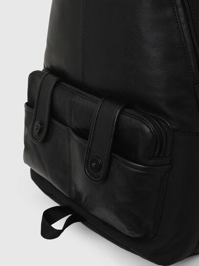 Diesel - MONTEKKIO, Black - Backpacks - Image 4