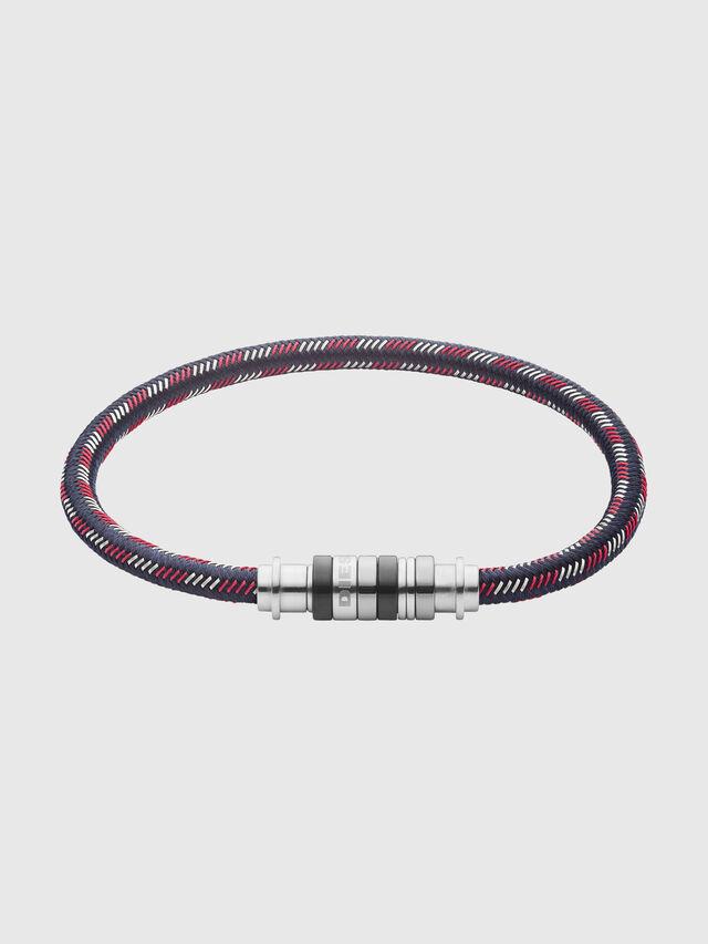 Diesel - DX1184, Black/Red - Bracelets - Image 1