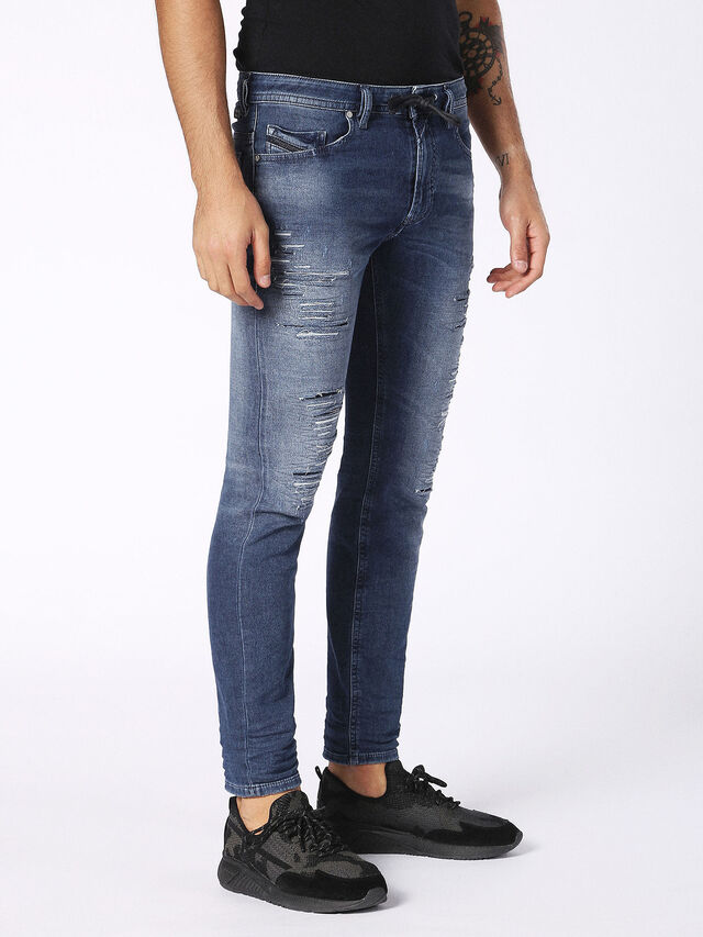 THOMMER CB JOGGJEANS 084PE, Light Blue