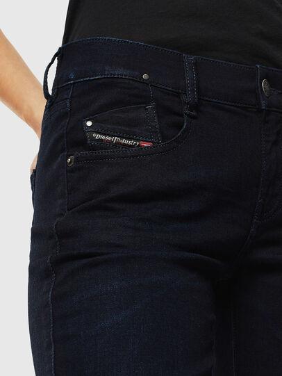 Diesel - D-Ebbey 0095X, Dark Blue - Jeans - Image 3