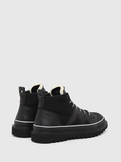 Diesel - H-SHIROKI DBB X, Black - Boots - Image 3