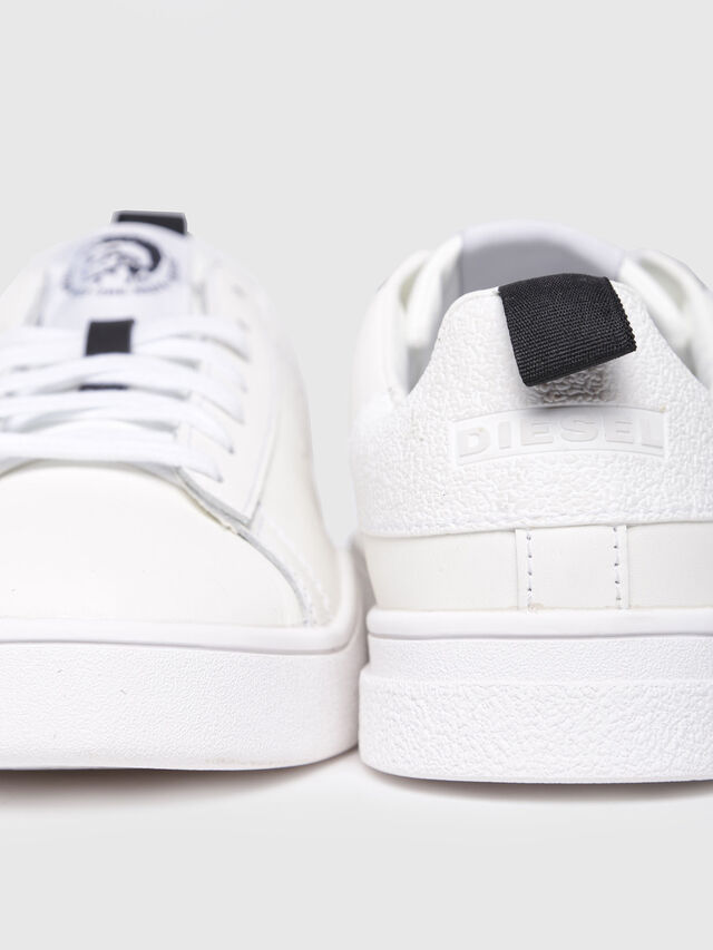 Diesel - S-CLEVER LOW W, White - Sneakers - Image 4