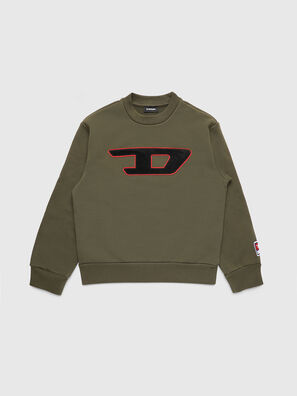 SCREWDIVISION-D OVER, Military Green - Sweaters