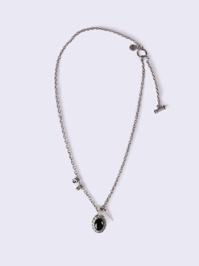 A-STONEH NECK, Silver